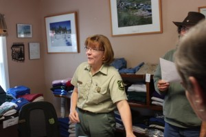 US FOREST SERVICE DAY AT CHAMBER OF COMMERCE