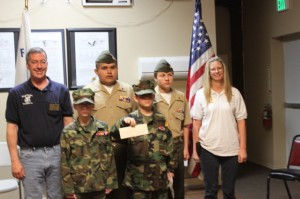 FRATERNAL ORDER OF EAGLES & EASTERN MOUNTAIN YOUNG MARINES