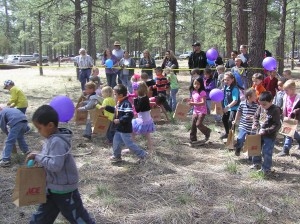 Egg-citing Egg Hunt